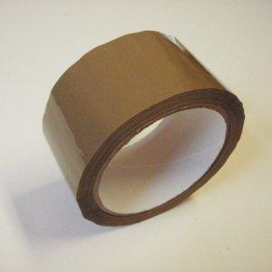 Taśma pakowa brązowa 48mm x 66m
