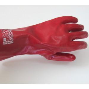 Rękawice PCV długie 35cm
