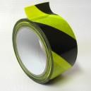 Taśma ostrzegawcza PVC z klejem 50x33